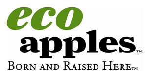 We are an Eco Apples Certified Grower